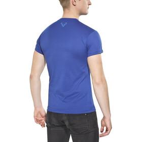 Dynafit Compound Maglietta a maniche corte Uomo blu